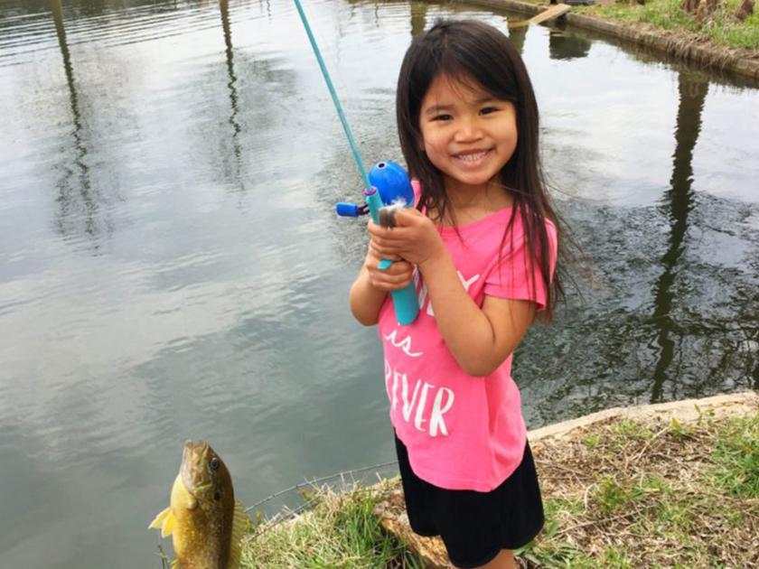 Girl-&-Fish